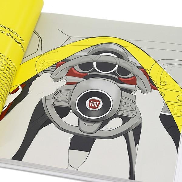 FIAT 500 THE DESIGN BOOK|itazatsu|03