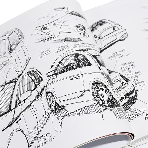 FIAT 500 THE DESIGN BOOK|itazatsu|06