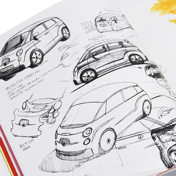 FIAT 500 THE DESIGN BOOK|itazatsu|07