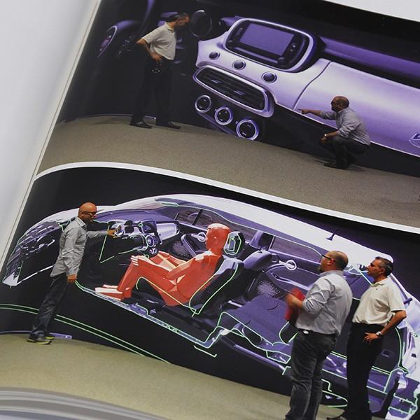 FIAT 500 THE DESIGN BOOK|itazatsu|10