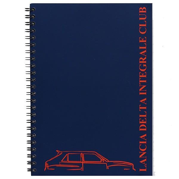 ランチア LANCIA Delta Integrale Clubノート|itazatsu
