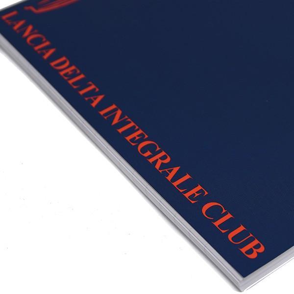 ランチア LANCIA Delta Integrale Clubノート|itazatsu|04