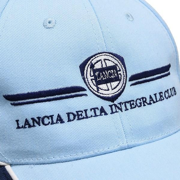 ランチア LANCIA Delta Integrale Clubベースボールキャップ|itazatsu|04
