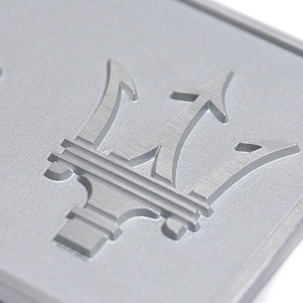 アルファロメオ純正 Giulietta for MASERATI Editionインテリアプレート|itazatsu|05