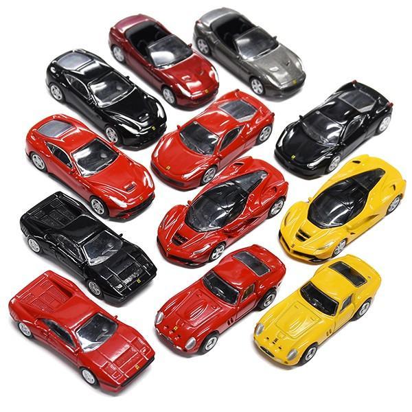 1/100 フェラーリ MICRO CARS COLLECTION 12台コンプリートセット|itazatsu