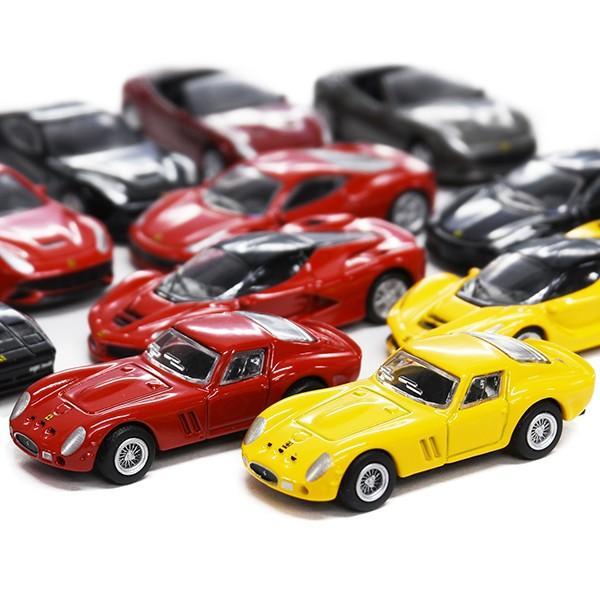 1/100 フェラーリ MICRO CARS COLLECTION 12台コンプリートセット|itazatsu|02