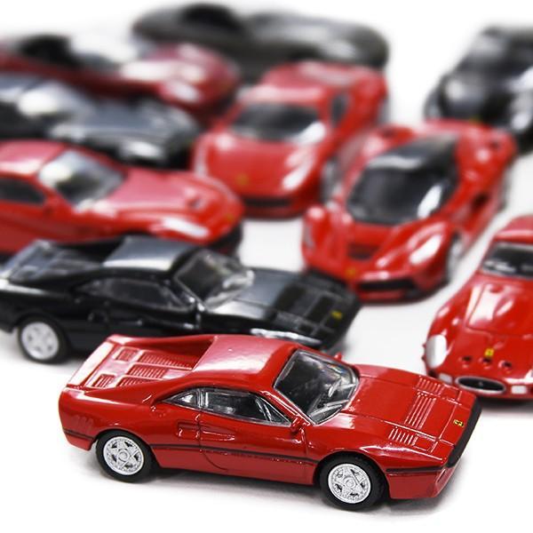 1/100 フェラーリ MICRO CARS COLLECTION 12台コンプリートセット|itazatsu|03