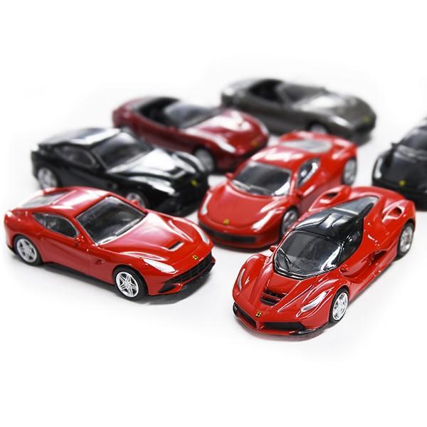 1/100 フェラーリ MICRO CARS COLLECTION 12台コンプリートセット|itazatsu|04