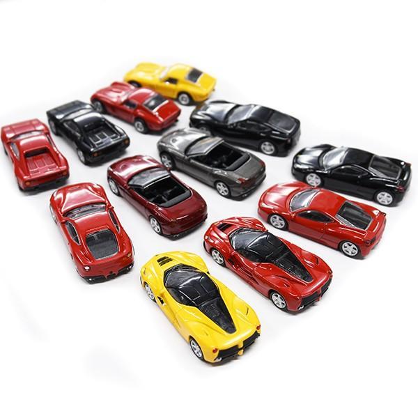 1/100 フェラーリ MICRO CARS COLLECTION 12台コンプリートセット|itazatsu|06