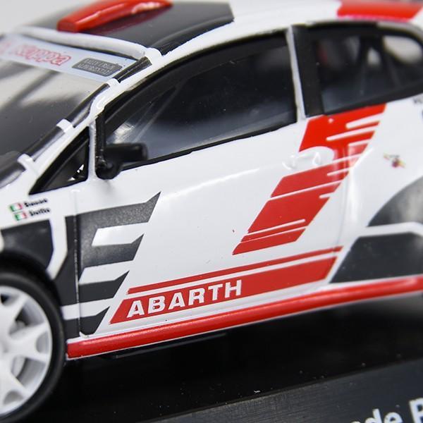 1/43 アバルト純正 GRANDE PUNTO ABARTH S2000ミニチュアモデル itazatsu 06