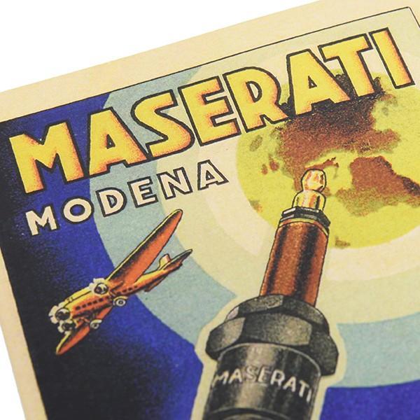 マセラティ MASERATI-100 anniversario-ポストカード|itazatsu|05