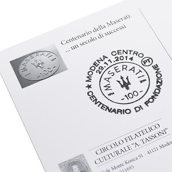 マセラティ MASERATI-100 anniversario-ポストカード|itazatsu|08
