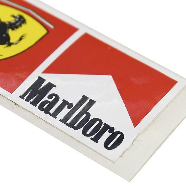 スクーデリア フェラーリ Marlboroステッカー(XS)|itazatsu|04