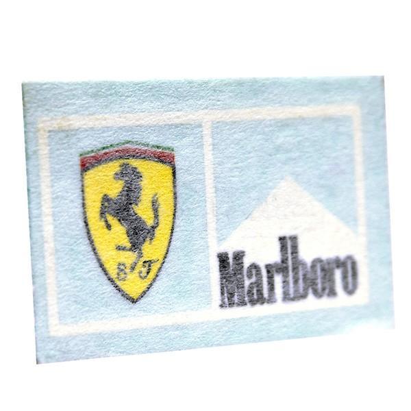 スクーデリア フェラーリ Marlboroステッカー(XS/切り文字タイプ)|itazatsu|03