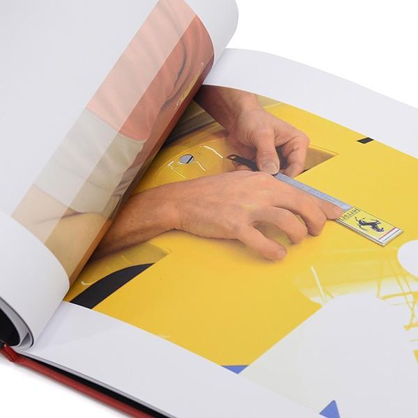 フェラーリ純正 CLASSICHE CERTIFICATA COCER認定付属ブック(最新版)|itazatsu|06