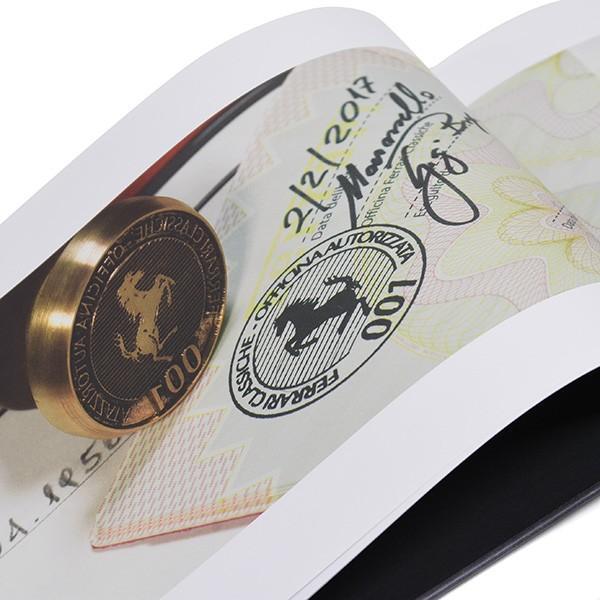 フェラーリ純正 CLASSICHE CERTIFICATA COCER認定付属ブック(最新版)|itazatsu|07