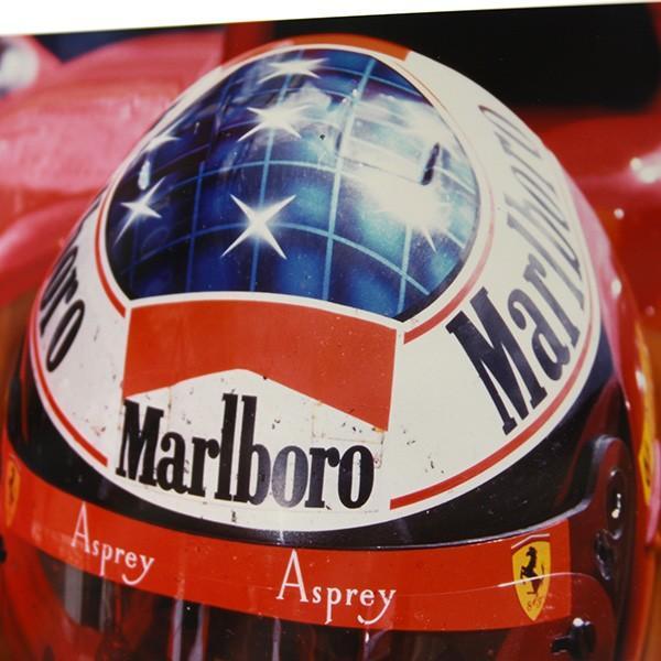 スクーデリア フェラーリ 1996オリジナルプレスフォト-サンマリノGPコックピット-|itazatsu|04