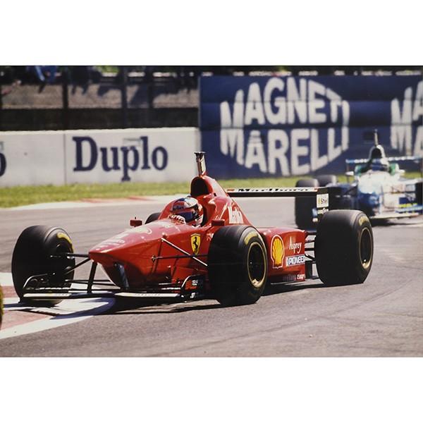 スクーデリア フェラーリ 1996オリジナルプレスフォト-イタリアGPモンツァ- itazatsu