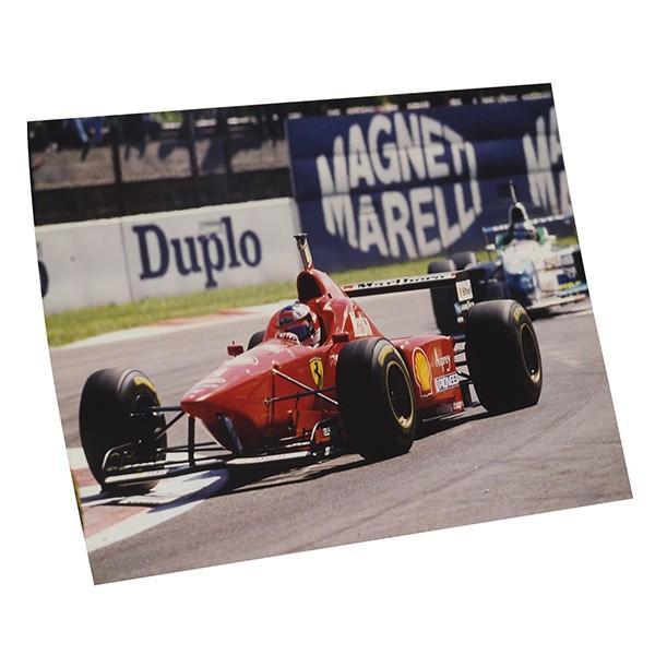 スクーデリア フェラーリ 1996オリジナルプレスフォト-イタリアGPモンツァ- itazatsu 02