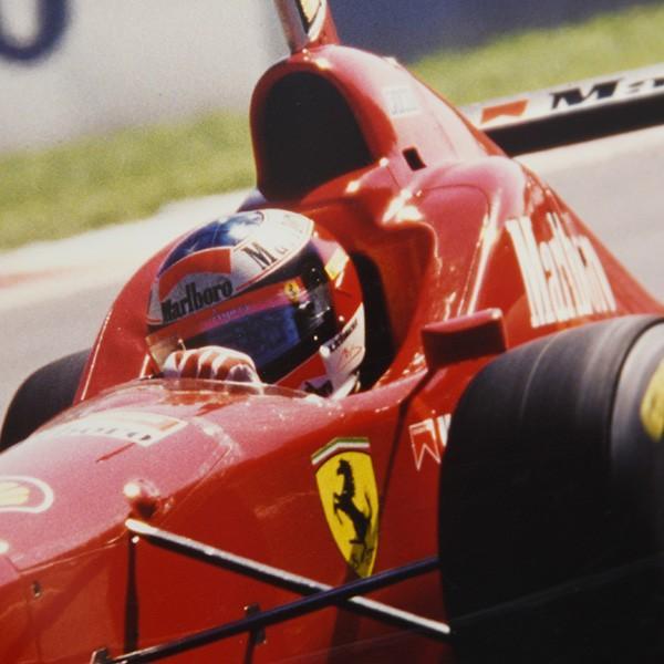 スクーデリア フェラーリ 1996オリジナルプレスフォト-イタリアGPモンツァ- itazatsu 03