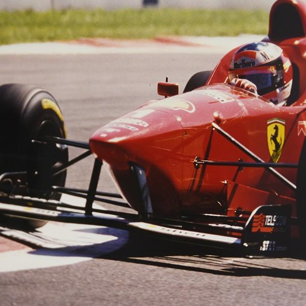 スクーデリア フェラーリ 1996オリジナルプレスフォト-イタリアGPモンツァ- itazatsu 04