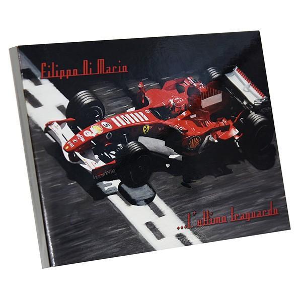 スクーデリア フェラーリ 2006 M.Schumacher引退レース記念フォトブック ブラジルGP-非売品-|itazatsu