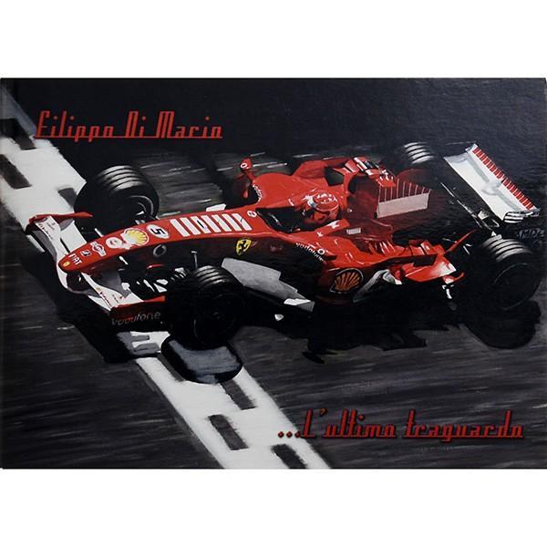 スクーデリア フェラーリ 2006 M.Schumacher引退レース記念フォトブック ブラジルGP-非売品-|itazatsu|02