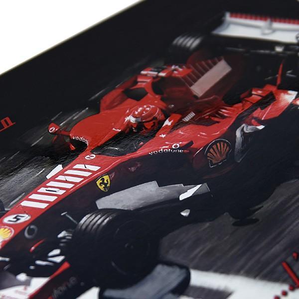 スクーデリア フェラーリ 2006 M.Schumacher引退レース記念フォトブック ブラジルGP-非売品-|itazatsu|03