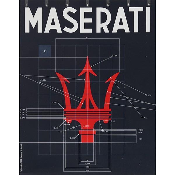 Rivista MASERATI No.1|itazatsu