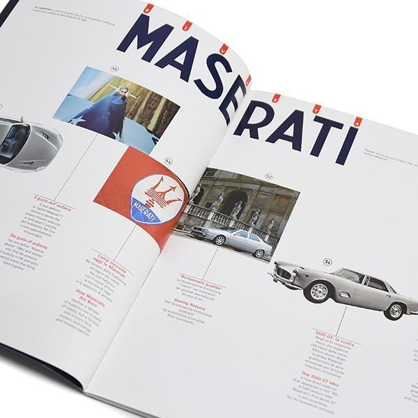 Rivista MASERATI No.1|itazatsu|03