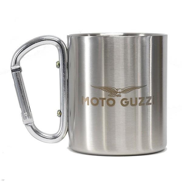 Moto Guzziステンレスマグカップ(アルミシルバー)|itazatsu