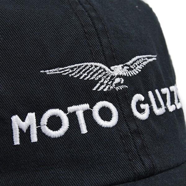 Moto Guzziベースボールキャップ|itazatsu|03