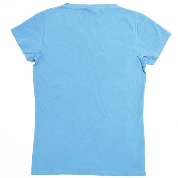 ベスパ オフィシャルキッズロゴTシャツ(ライトブルー) itazatsu 02