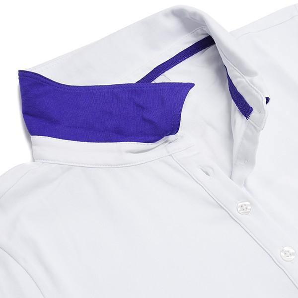 ベスパ オフィシャルレディスロゴポロシャツ(ホワイト)|itazatsu|04