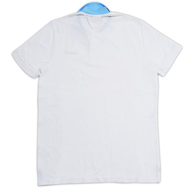 ベスパ オフィシャルロゴポロシャツ(ホワイト)|itazatsu|02