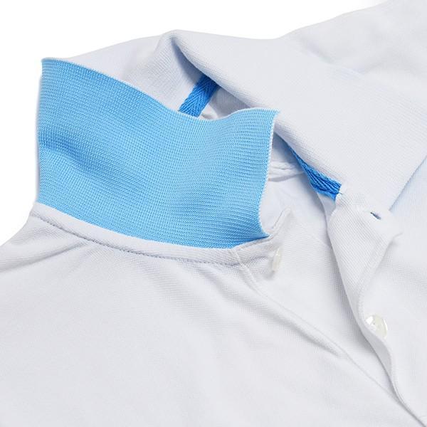 ベスパ オフィシャルロゴポロシャツ(ホワイト)|itazatsu|04