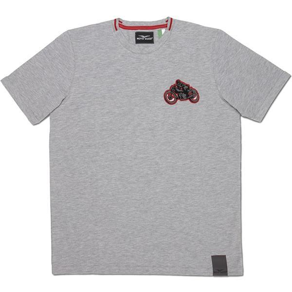 Moto GuzziオフィシャルTシャツ-GARAGE-|itazatsu
