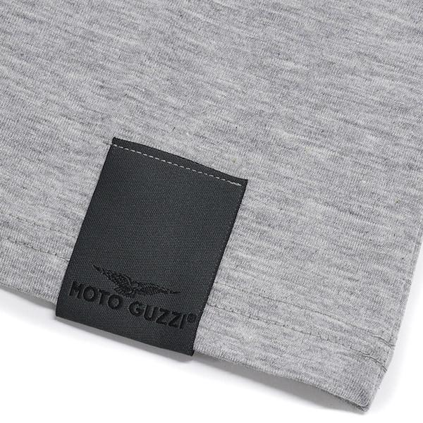Moto GuzziオフィシャルTシャツ-GARAGE-|itazatsu|04