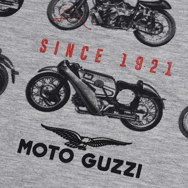 Moto GuzziオフィシャルTシャツ-GARAGE-|itazatsu|06