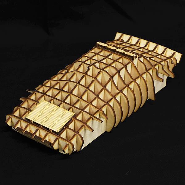 ランチア STRATOS 木製オブジェ|itazatsu