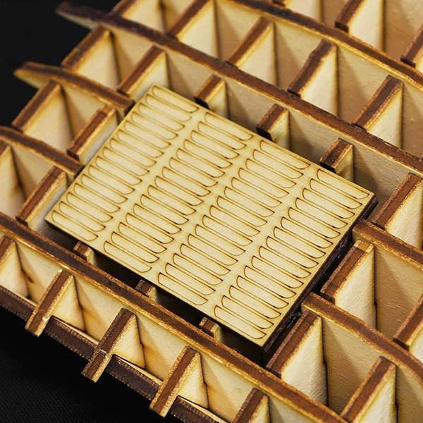 ランチア STRATOS 木製オブジェ|itazatsu|05