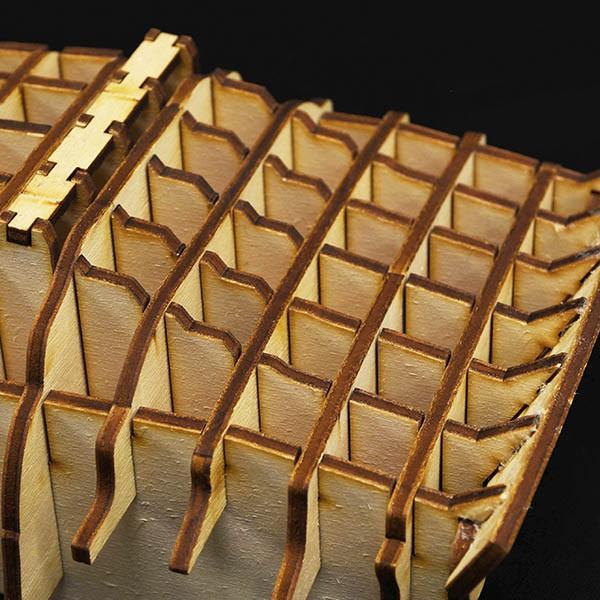ランチア STRATOS 木製オブジェ|itazatsu|07