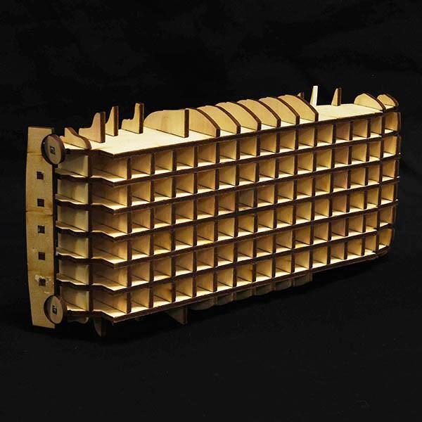 ランチア STRATOS 木製オブジェ|itazatsu|09