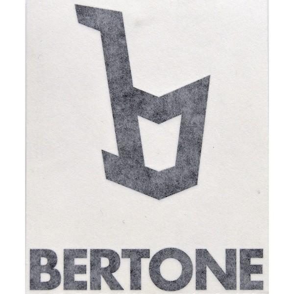 ランチア STRATOS用 BERTONEロゴステッカー(切り文字タイプ)|itazatsu|02