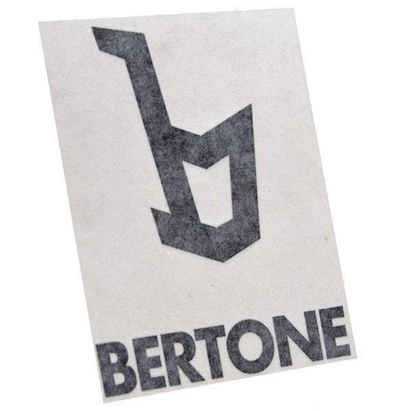 ランチア STRATOS用 BERTONEロゴステッカー(切り文字タイプ)|itazatsu|03