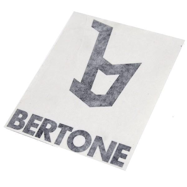 ランチア STRATOS用 BERTONEロゴステッカー(切り文字タイプ)|itazatsu|04