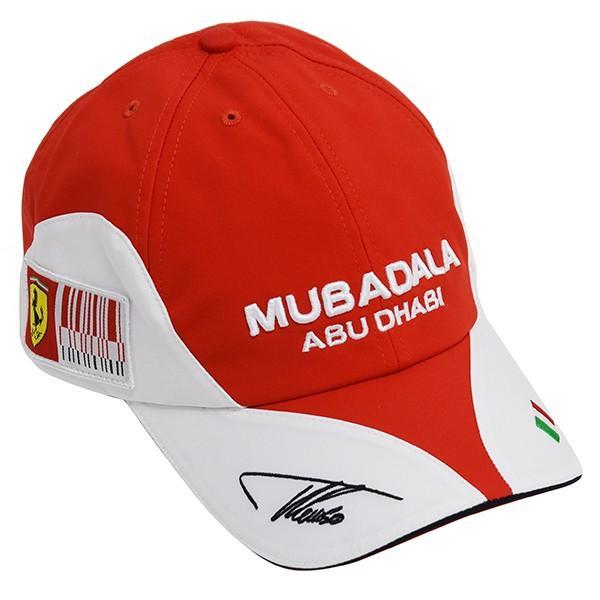スクーデリア フェラーリ 2010ドライバー支給用キャップ(F.Alonso用)|itazatsu
