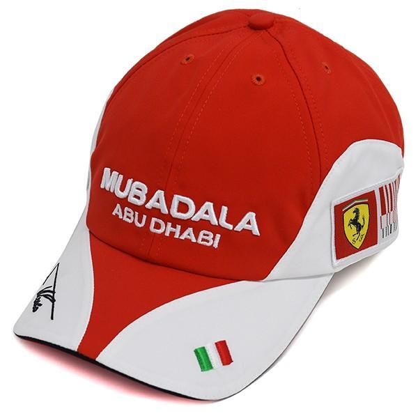 スクーデリア フェラーリ 2010ドライバー支給用キャップ(F.Alonso用)|itazatsu|02