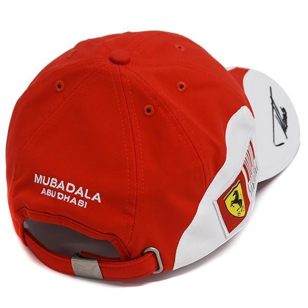 スクーデリア フェラーリ 2010ドライバー支給用キャップ(F.Alonso用)|itazatsu|03