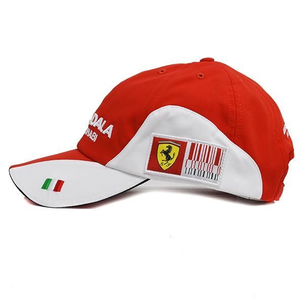 スクーデリア フェラーリ 2010ドライバー支給用キャップ(F.Alonso用)|itazatsu|04